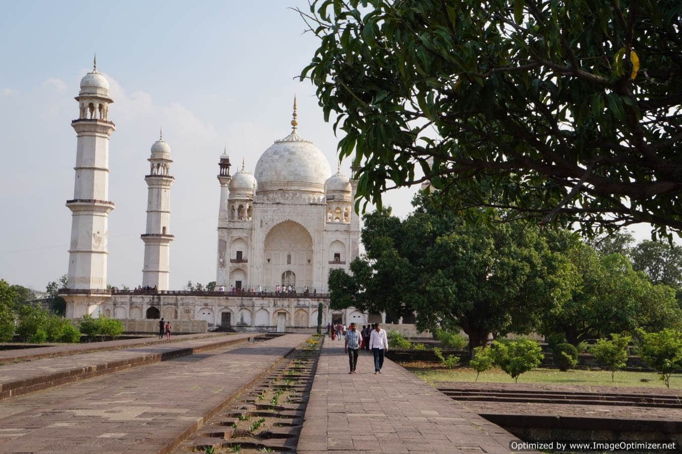 Bibi ka Maqbara vs Taj Mahal: 5 differences