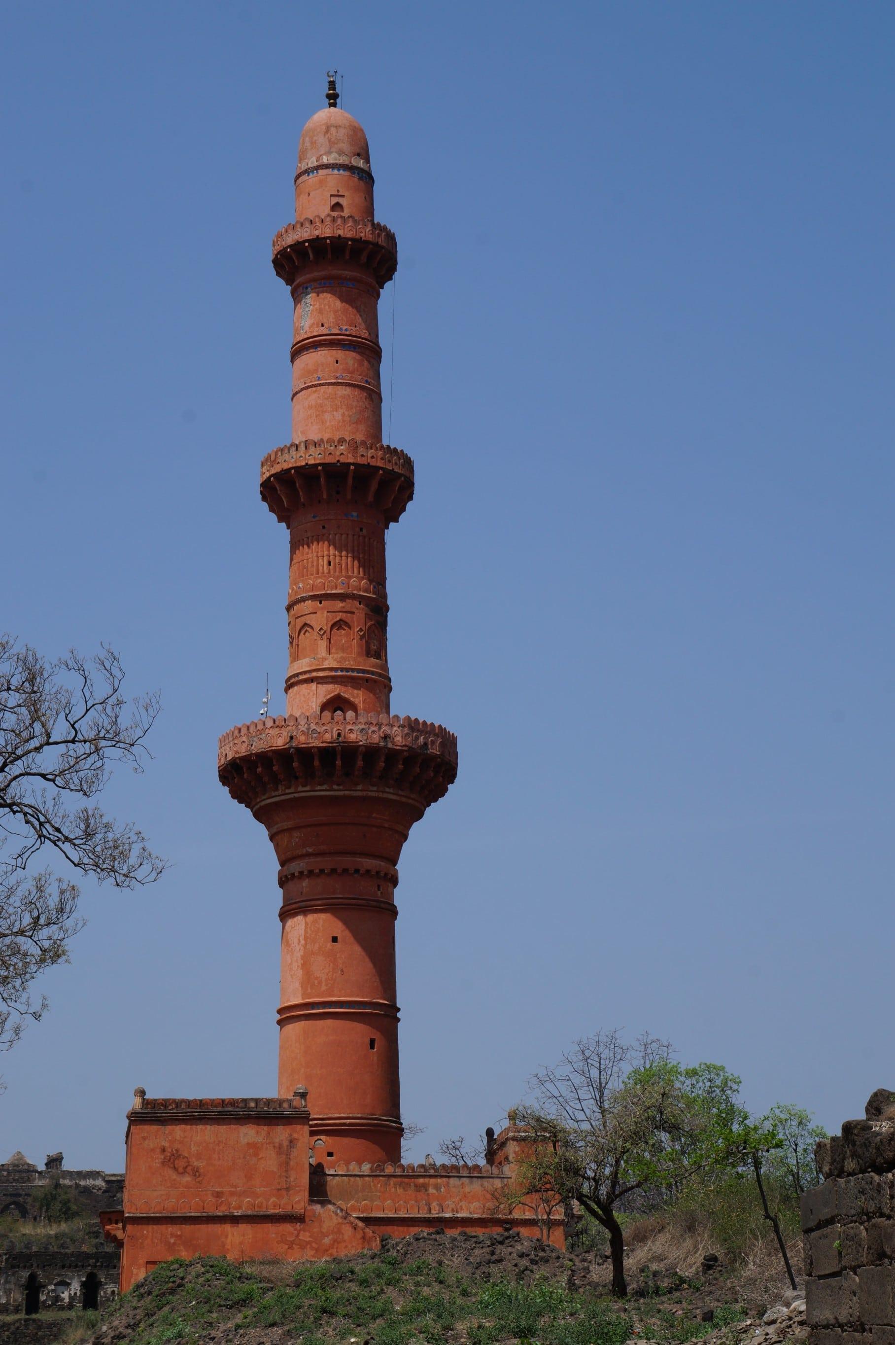 Le fort de Daultabad: histoire d'une capitale
