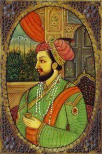 Shah Jahan, Emprie moghol; Mughal empire