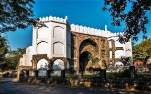 Aurangabad gate, Inde, mosquée en Inde