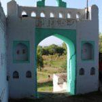 Mosquée dans l'himayat bagh
