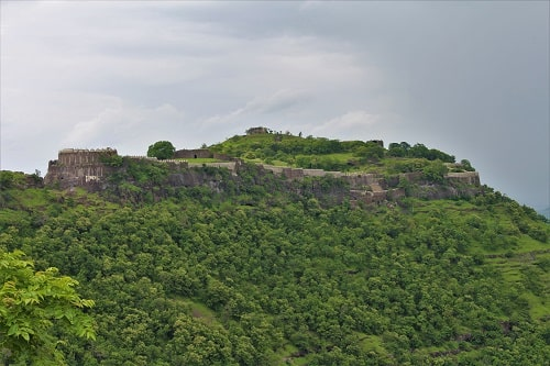 Le fort d'Antur, forteresse oubliée près de Aurangabad