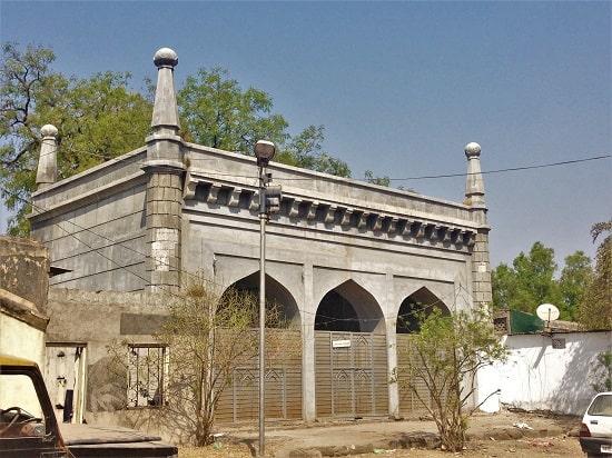 La mosquée des femmes