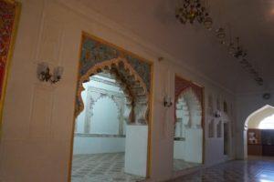 Aurangabad, maharahstra, soneri mahal