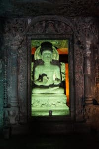 Interieur grotte Ajanta