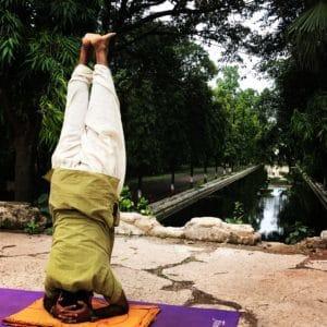 faire du yoga en Inde, make Yoga in India