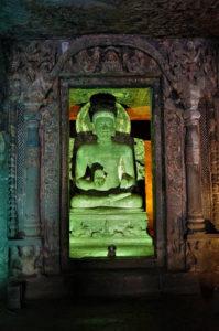Les grottes d'Ajanta, Ajanta caves