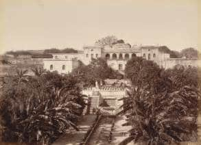 aurangabad, palace, mosquée, mosque