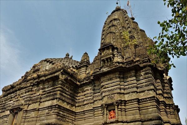 temple hindou à nashik, temple hindu in nashik