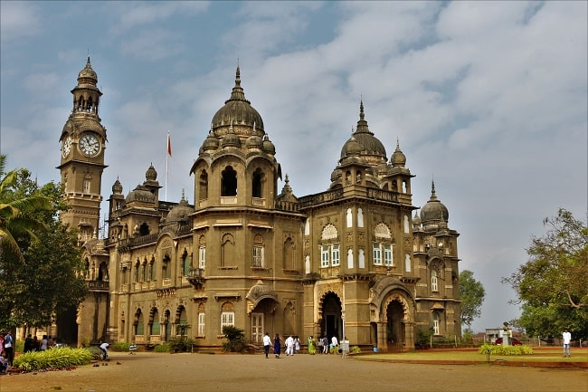 Kolhapur, the other Maratha capital
