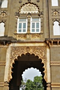 New palace, Kolhapur, museum, musée