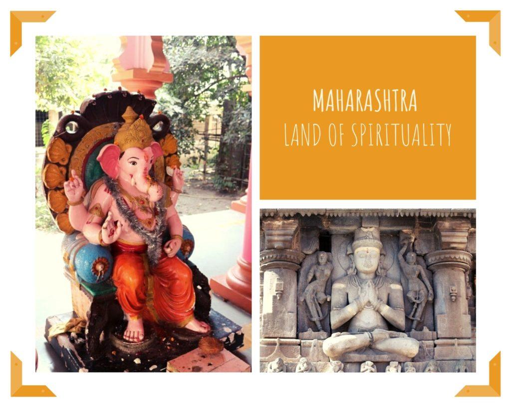 Maharashtra land of spirituality
