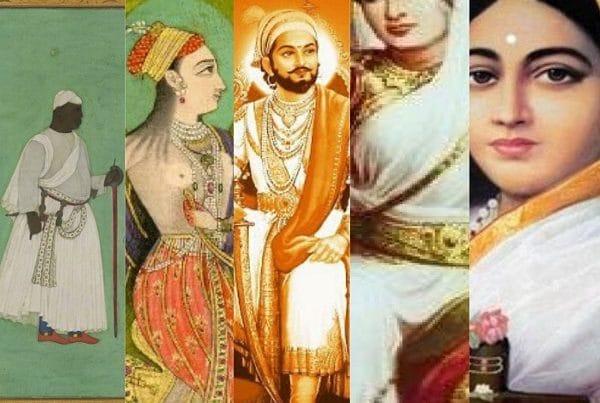 Personnages historique préférés,Our 5 favorite historical figures from Maharashtra