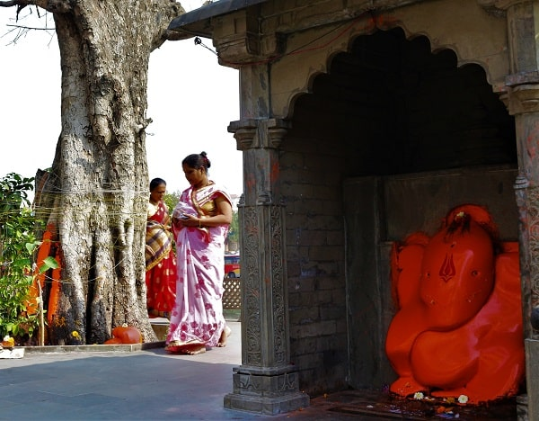 Women and Indian religions
