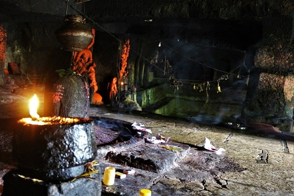 Rudeshwar cave, Ganesh temple, Marathwada