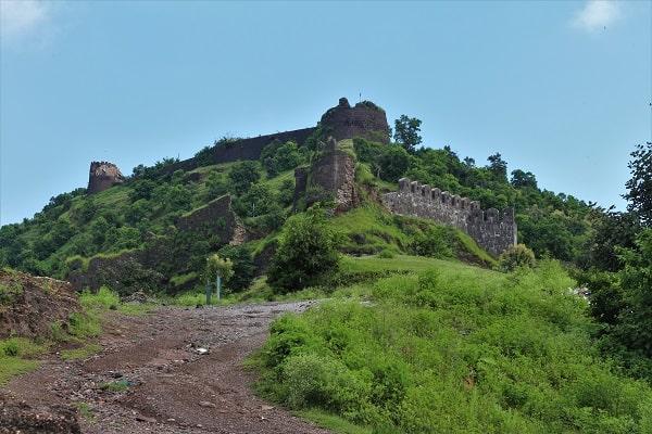 Vetawadi fort, discover Marathwada, less 1000 rupees