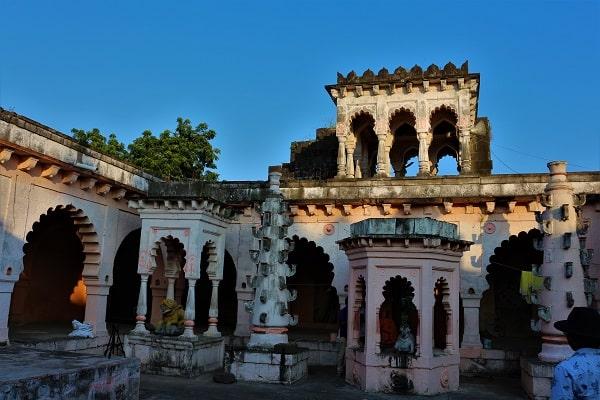 Hindu temple, Maharashtra, Marathwada