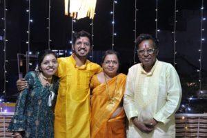 célébrer Diwali dans une famille indienne